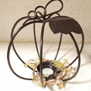 Other - B1G1 Wired pumpkin candle holder